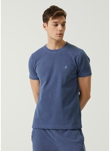 Beymen Club Beymen Club  Basic T-shirt 101589720 Lacivert